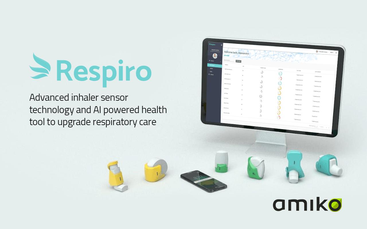 New Funding To Expand Respiro | Amiko