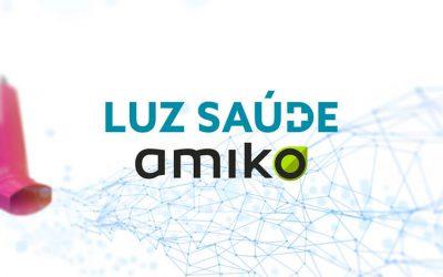 Amiko and Luz Saúde Partner to Upgrade Respiratory Care