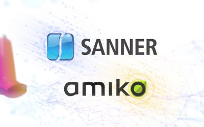 Amiko and Sanner announce strategic partnership